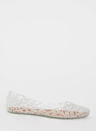 DeFacto Deniz Ayakkabısı Renksiz